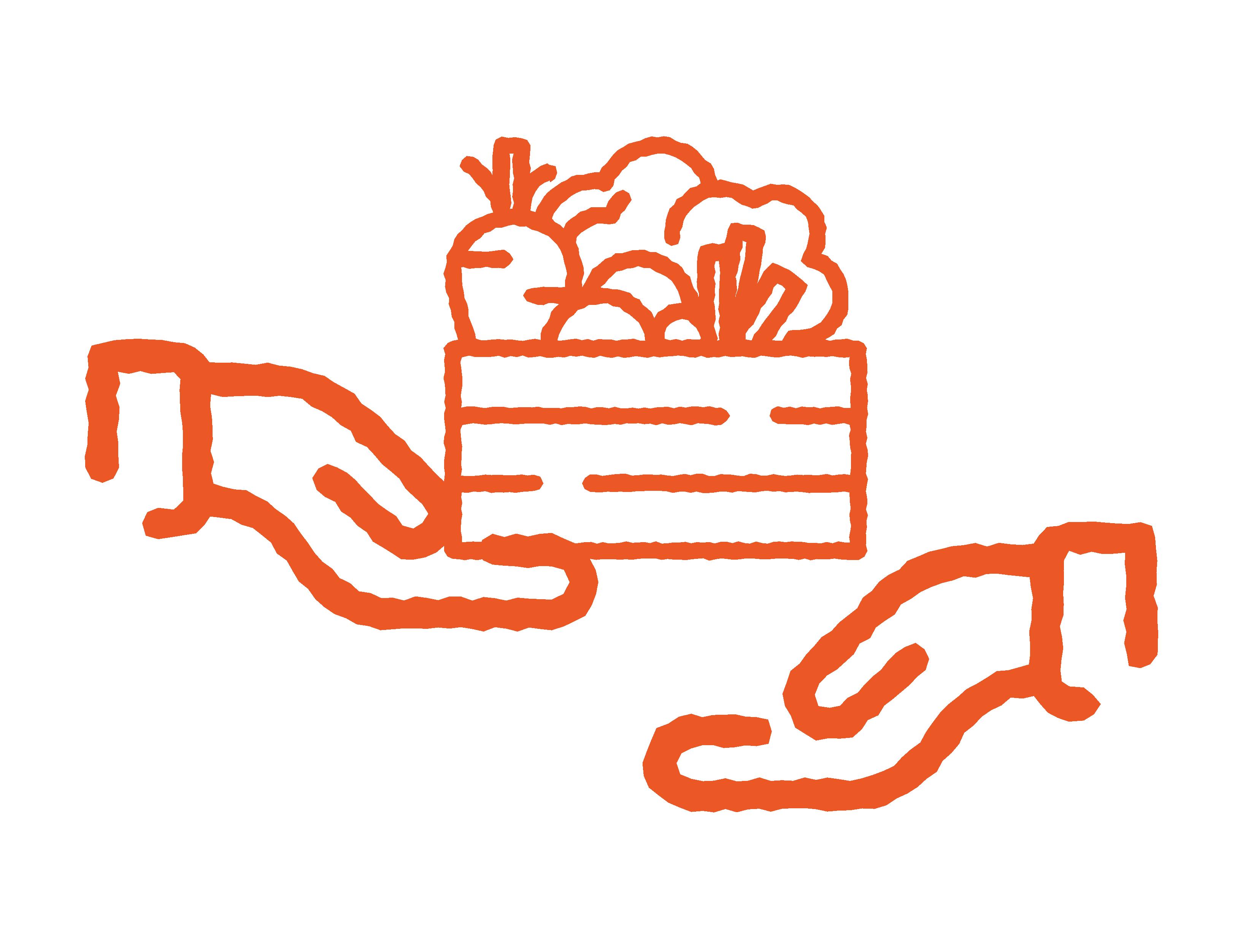 Dark Orange donation