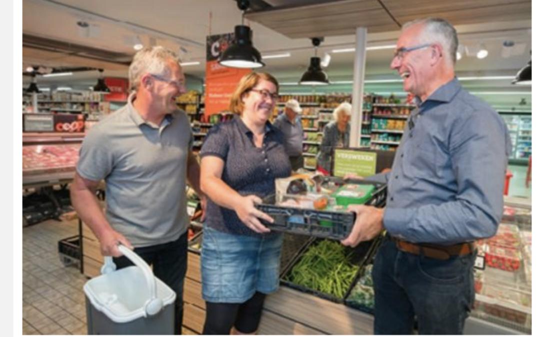 Coop Wekerom helpt zorgboerderijen