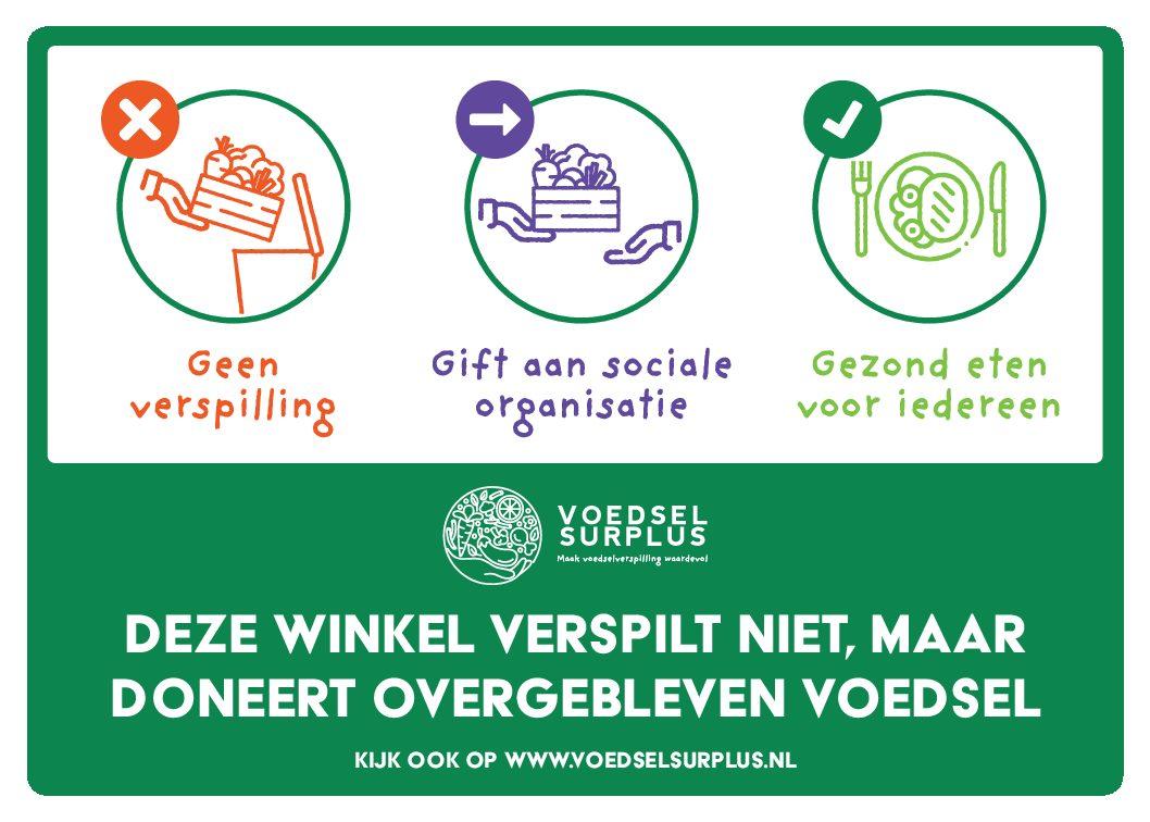 Voedselsurplus  Schapkaart 15x21cm pdf