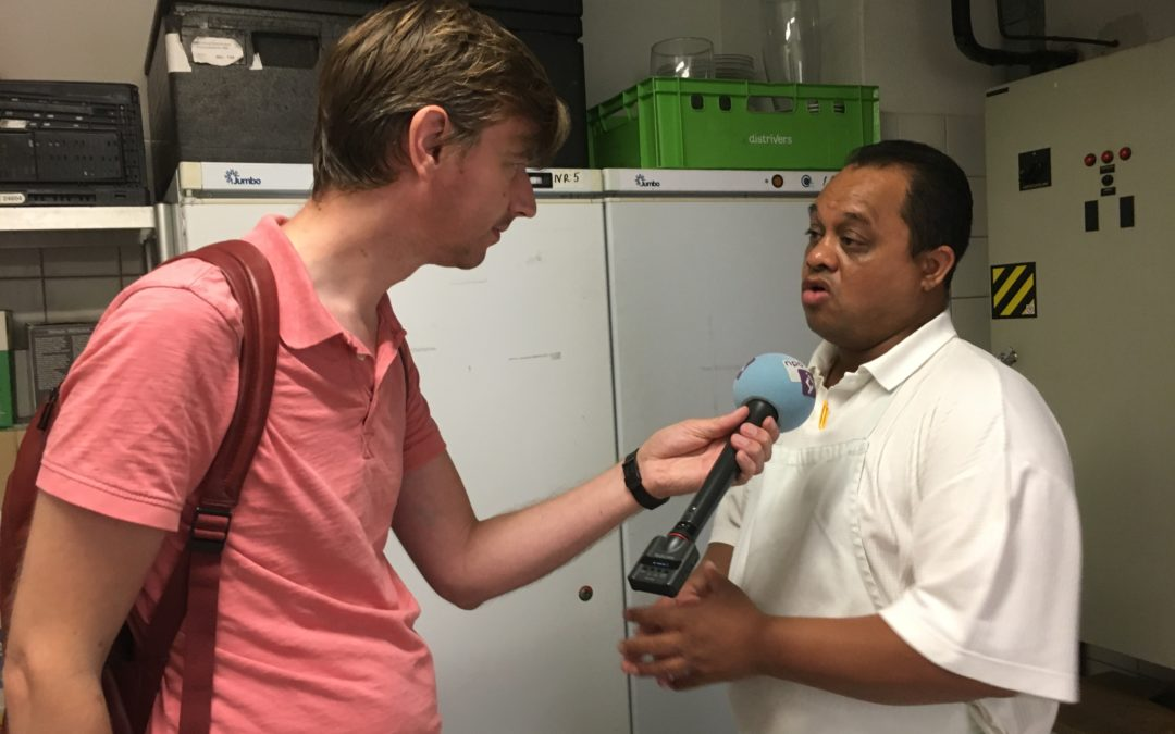 Interview met De Ochtend van Radio 4