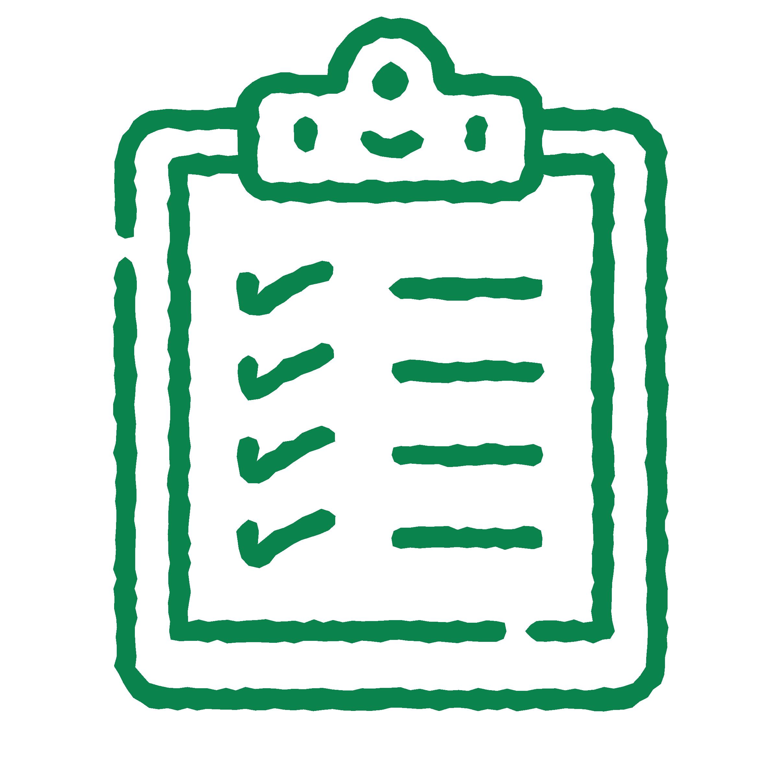 Icons Dark Green goals