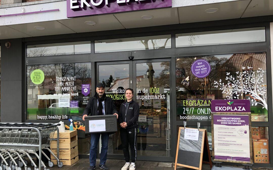 Ekoplaza en Stichting Mawteni verbonden