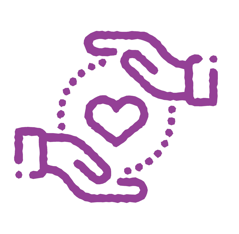Purple charity kopie